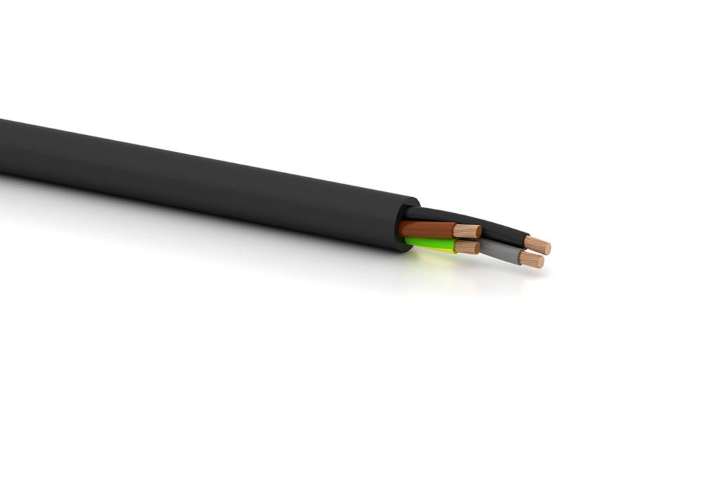 Cable Plant Eupen Security Cable HALOGEN FREE nhxh-J 5x2,5 E30 Orange G336 09 0 V